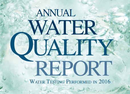 Water Quality Report Image